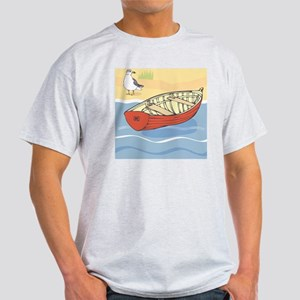 Beach Boat Light T-Shirt