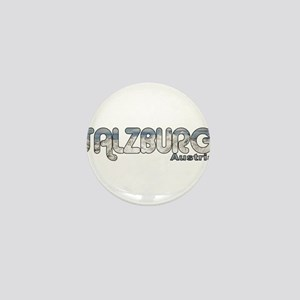 Salzburg, Austria Mini Button