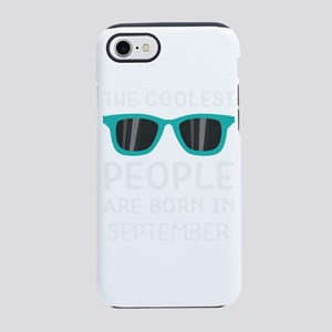 Coolest People in September iPhone 7 Tough Case