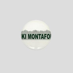 Ski Montafon Mini Button
