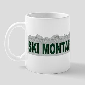 Ski Montafon Mug