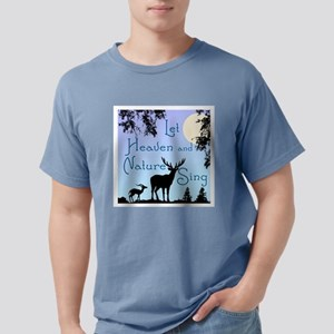 CHRISTMAS - LFET HEAVEN AND NATURE S T-Shirt