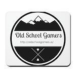 Old School Gamers Mousepad