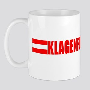 Klagenfurt, Austria Mug