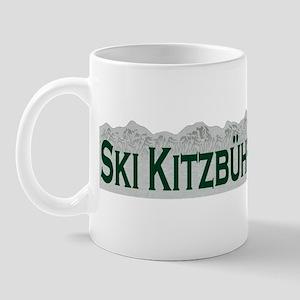 Ski Kitzbuhel, Austria Mug