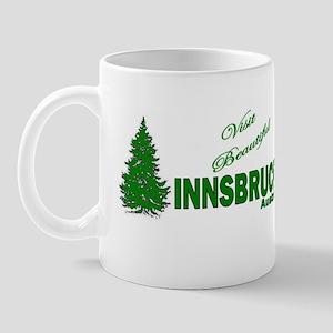 Visit Innsbruck, Austria Mug