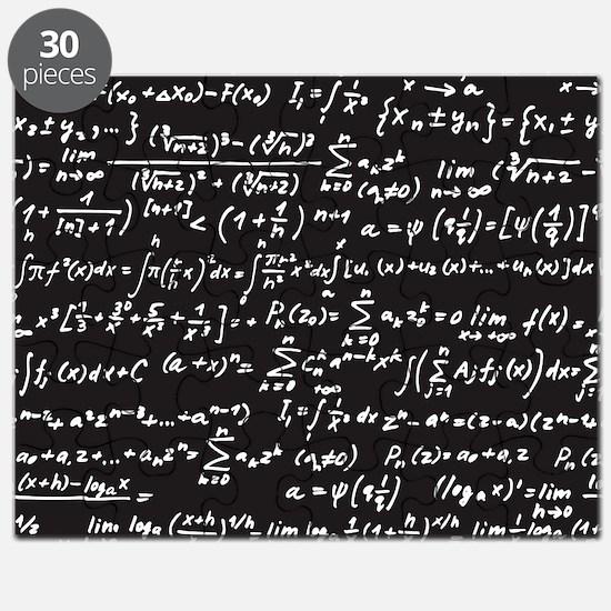 Chalk/Blackboard Puzzle