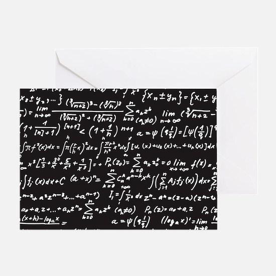 Chalk/Blackboard Greeting Card