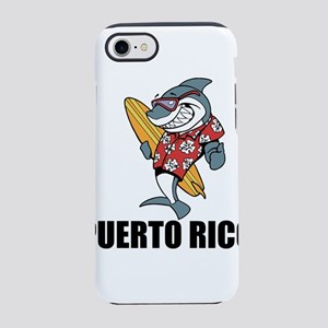 Puerto Rico iPhone 7 Tough Case