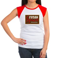 Cuban Spice Classic Women's Cap Sleeve T-Shirt