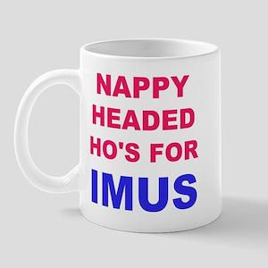 Nappy Headed Ho's For Imus Mug