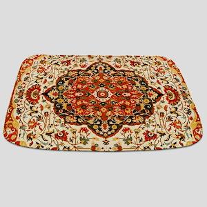 Antique Persian Sarouk Farahan Bathmat