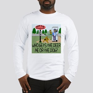 Prank 911 Phone Call Long Sleeve T-Shirt