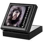 Otterhound Keepsake Box