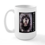 Otterhound Large Mug