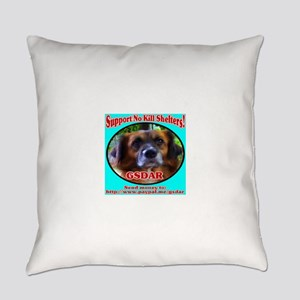 Support No Kill Animal Rescue! Everyday Pillow