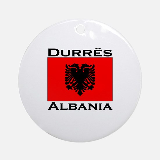 Durres, Albania Ornament (Round)