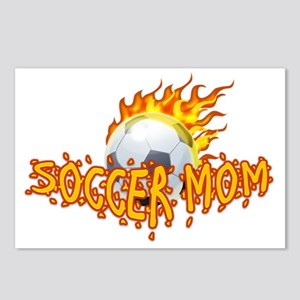 SoccerMom! Postcards (Package of 8)