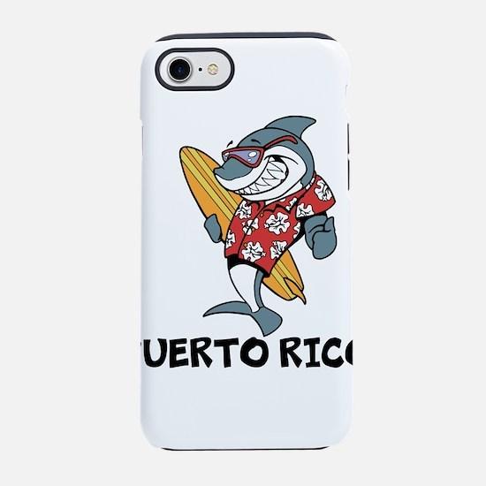 Puerto Rico iPhone 7 Tough Case