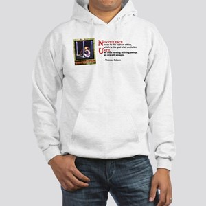 Stop Vivisection Hooded Sweatshirt