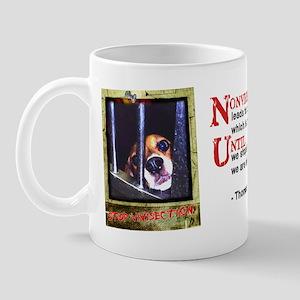 Stop Vivisection Mug