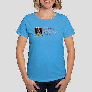 Stop Vivisection Women's Dark T-Shirt