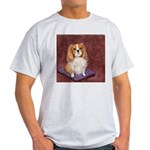 StephanieAM KingCharlesSpaniel T-Shirt