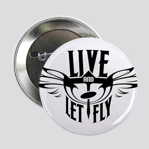 "Disc Golf apparel and accessories 2.25"" Button"
