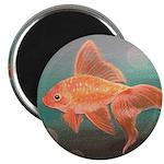 StephanieAM Goldfish Magnets