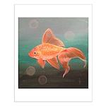 StephanieAM Goldfish Posters