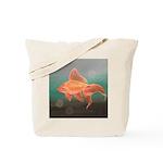 StephanieAM Goldfish Tote Bag