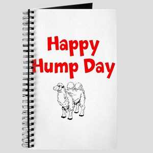 Happy Hump Day Journal