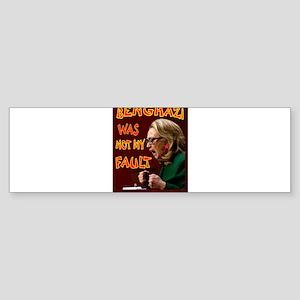 OBAMA SUBWAY Bumper Sticker