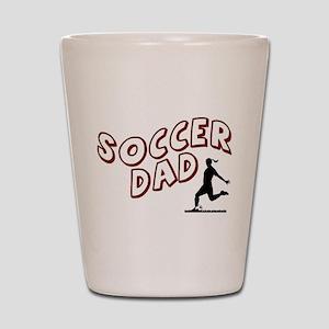 Soccer Dad (daughter) Shot Glass