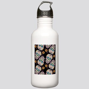 Day of The Dead Sugar  Stainless Water Bottle 1.0L