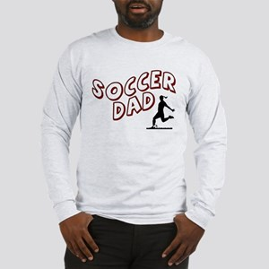 Soccer Dad (daughter) Long Sleeve T-Shirt