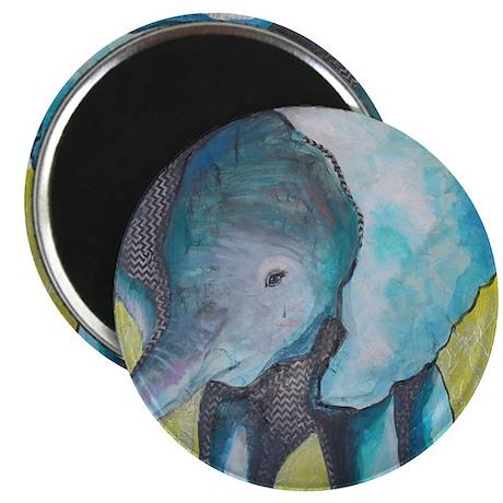 Canon's Elephant Magnet