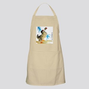 Chinese Painting Apron