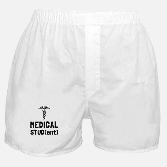 Medical Student Boxer Shorts