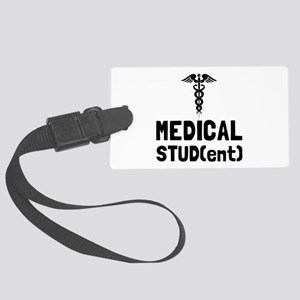 Medical Student Luggage Tag
