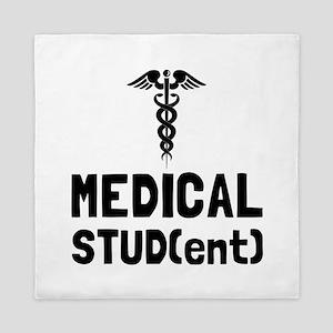 Medical Student Queen Duvet