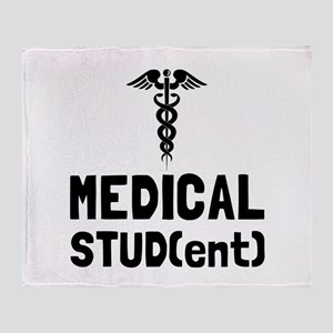 Medical Student Throw Blanket