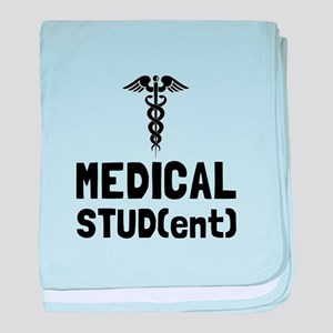 Medical Student baby blanket