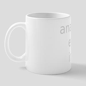 Anarchical Egoist Inside Mug