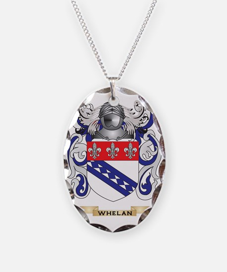 Whelan Family Crest (Coat of A Necklace