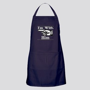 Him Right Apron (dark)
