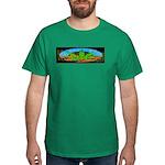 Yes Weed Cannabis Dark T-Shirt