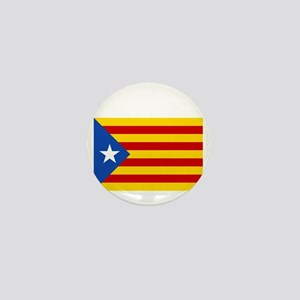 Catalan Independence (F and B) Mini Button