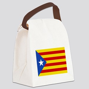 Catalan Independence Canvas Lunch Bag