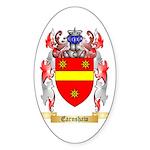 Earnshaw Sticker (Oval 50 pk)